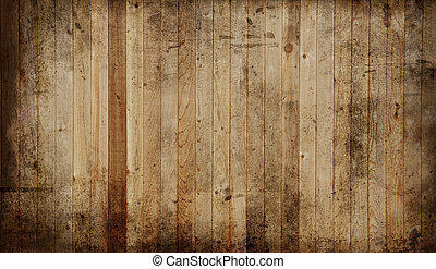 Cedar panel - Weathered cedar background panel.