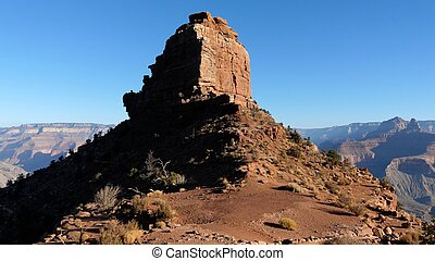 Cedar Ridge at the SCedar Ridge at the South Kaibab Trailouth Kaibab Trail