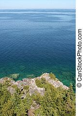 Cedar Strewn Cliffs