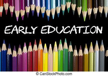 cedo educação