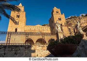 cefalu, cathédrale
