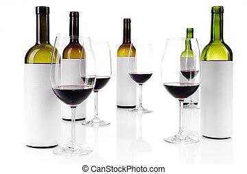 cego, degustação vinho, branco