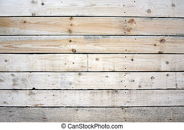 Ceiling and wall boards. Texture of a wooden wall.