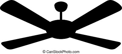 Ceiling fan, shade picture