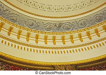 Ceiling museum