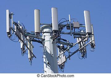 cel telefoon toren