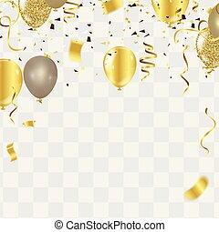 celebração, fundo