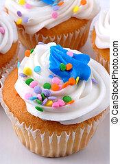 celebración, pastel