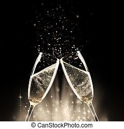 celebración, tema