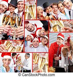 celebrando, ano novo