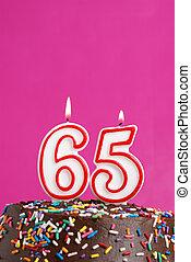 celebrando, sessenta, cinco, anos