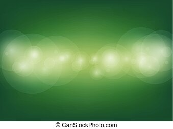 celebrate blur green abstract background
