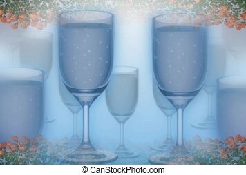 celebrate, champagne, drink