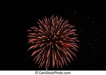 celebrated fireworks -  celebrated fireworks