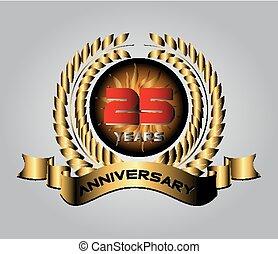 Celebrating 25 Years Anniversary -