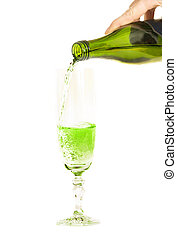 Celebrating St Patrick's Day - Cheers! Here's to you as good...