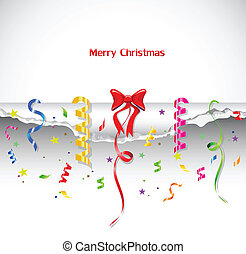 Celebration event background in christmas. Vector illustration