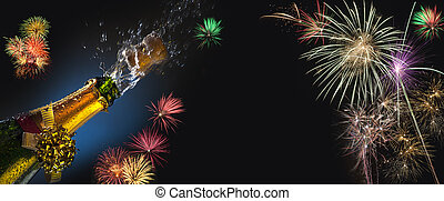 Celebration - Fizz and Fireworks
