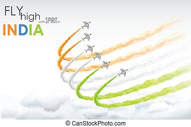 Celebration of Indian freedom