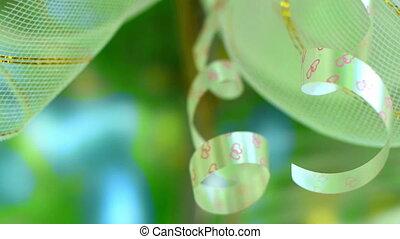 celebration ribbons