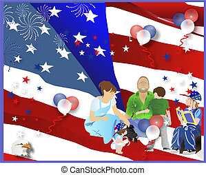 Celebrations of Days,in the Good US