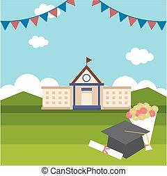 celebrations of graduation school