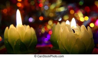 celebratory candles 2