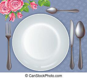 Celebratory tableware