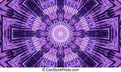 Celestial Combination of Neon Shapes Futuristic Art 4k uhd ...