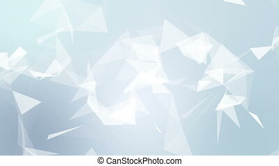 celestial - gentle dynamic background.seamless loop.HD