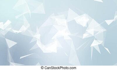 celestial - gentle dynamic background.seamless loop.HD