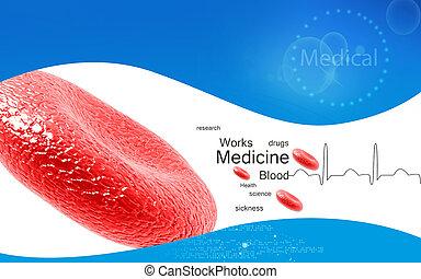 cell, blod