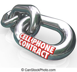 Cell Phone Contract Agreement Commitment Legally Bound