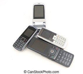 cell phones - obsolete technology cell phones
