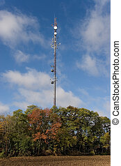 cell tower oshawa
