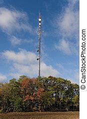 cell tower oshawa