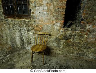 Very Old cellar in Georgian house