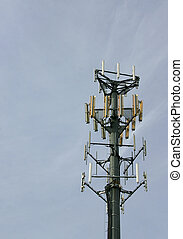 Cell/Microwave Tower