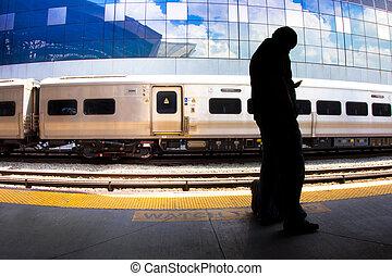 cellphone , ταξιδεύων με εισητήριον διάρκειας