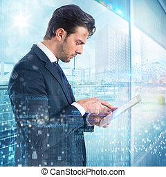 cellphone, business