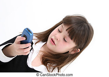 cellphone, enfant