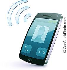 cellphone, icona