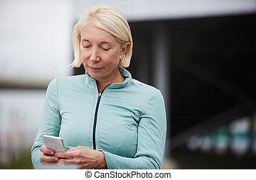 cellphone, sportsmenka