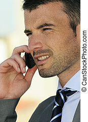 cellphone, zakelijk
