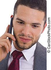 cellphone, zakenmens