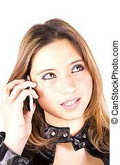 cellular girl