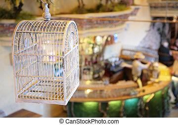 cellule, avian