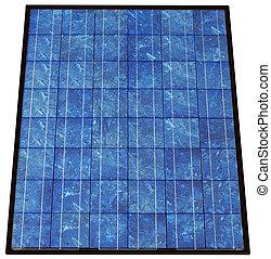 cellule, panneau solaire