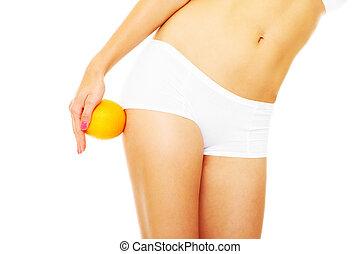 cellulite, traitement