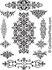 celta, ornament.